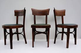 Wooden Bistro Chairs Original Antique Bistro Chairs Cafe Chairs