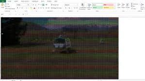 Making An Excel Spreadsheet Convert A Photograph Into An Excel Spreadsheet Lifehacker Australia