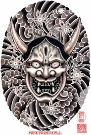 tattoo idea 27 japanese hannya tattoo styles from traditional to