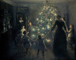 a brief history of christmas trees as political lightning rods
