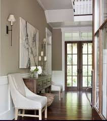 the trim is sherwin williams pure white and the walls are benjamin