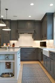 Ideas For Redoing Kitchen Cabinets - innovative painted kitchen cabinets latest kitchen remodel ideas