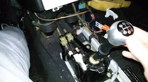 after repair gear shift mechanism astra g z20let youtube