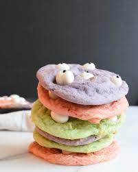 halloween cookies to order maple raisin monster cookies sweet sundays