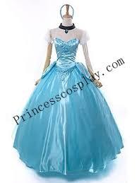 disney princess cinderella dress costume disney movie