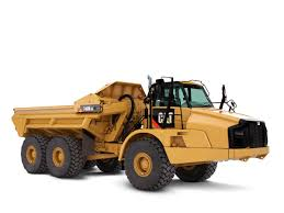 toromont cat 740b ej articulated truck