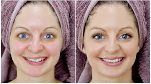 get ready with me natural makeup look using natural u0026 organic