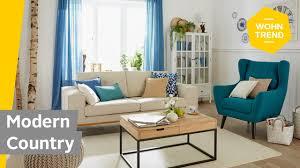 Schlafzimmer Im Country Style Wohnzimmer Im Landhausstil Einrichten How To Style Modern Country