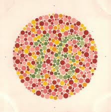 Red Orange Color Blind Test Ishihara Take The Colour Blindness Test Innovation At Work News