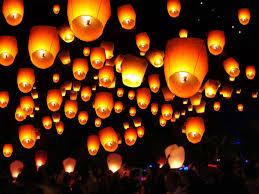 luck lanterns 50pcs paper lanterns sky flyers candle l wish wedding