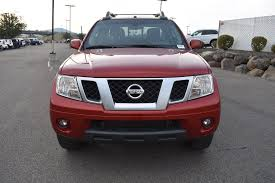 nissan frontier king cab roof rack pre owned 2016 nissan frontier pro 4x crew cab pickup in richland