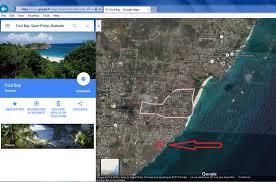 Ocean City Map No 34 Ocean City U2014 Four Bedroom Barbados Home For Sale