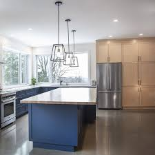 blue maple cabinets kitchen cuisines beauregard transitional kitchen project no 371
