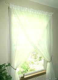Green Sheer Curtains Sheer Curtains Black Sheer Curtain Scarf Image 1 Green