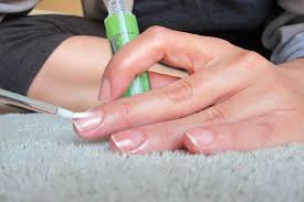 how to easy at home manicure c to c friendspirations