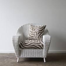 Ralph Lauren Armchair Lounge Rattan Commercial Furniture Supplier