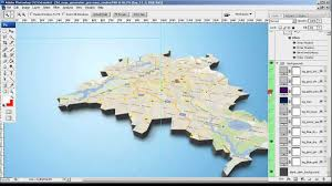 Google Maps Route Maker by Tutorial From Google Screenshot To 3d Map 3d Map Generator Pro