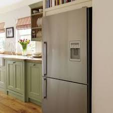 Green Kitchens Step Inside This Traditional Muted Green Kitchen Green Kitchen