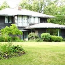 Frank Lloyd Wright Inspired Small House Plans Frank Lloyd Wright