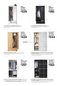 Ikea Undredal Ikea Wardrobe Event Flyer May 25 To June 15