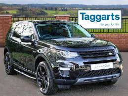 land rover discovery 2016 black land rover discovery sport td4 hse black black 2016 09 30 in
