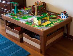 Lego Table Toys R Us Wood Train Tables Descargas Mundiales Com