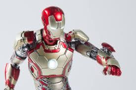 first official comicave studios iron man mark 42 photos the