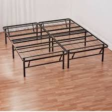 M S Bed Frames Metal Bed Frame Fit For King California Steel Bedding X