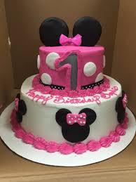 happy birthday minnie mouse cake jerzy decoration
