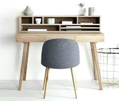 Wood Desk Ideas Awesome Modern Wood Office Desk Pictures Liltigertoo