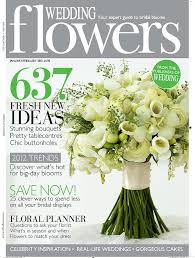 wedding flowers magazine featured in wedding flowers uk magazine team hair makeup