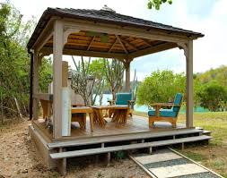 patio ideas patio gazebo plans rustic outdoor kitchen with