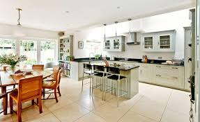 kitchen diner flooring ideas how to create an open plan house real homes