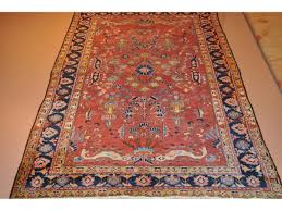 persian sarouk made in iran from 1920 u0027s in good condition without