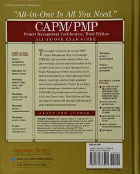 amazon com capm pmp project management certification all in one