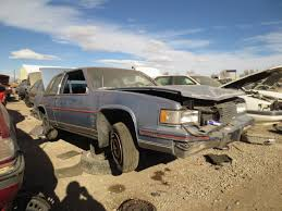 junkyard find 1988 cadillac coupe de ville gt the truth about cars