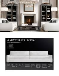 Restoration Hardware Swivel Chair Restoration Hardware The Maxwell Collection The Ultimate Track