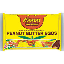 easter peanut butter eggs reese s easter peanut butter eggs 11 4 oz