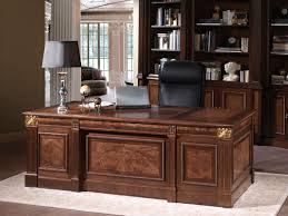 bureau president bureau de direction en bois classique professionnel