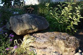 Garden With Rocks Boulders Garden Rocks Security Boulders Landscaping Boulders