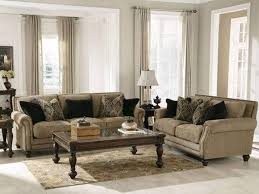 middleton traditiona tan chenille sofa couch loveseat set living