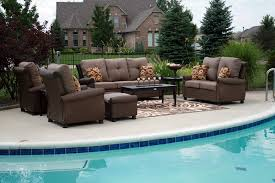 Modern Outdoor Patio Furniture - Modern outdoor sofa sets