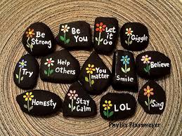 105 best rock painting images on pinterest painted stones