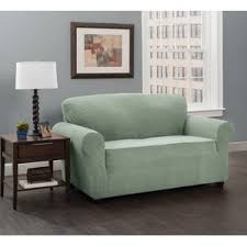 Teal Couch Slipcover Dual Recliner Sofa Slipcover Wayfair