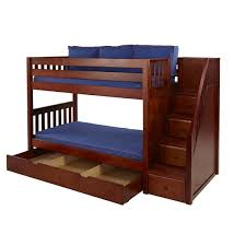 maxtrixkids 1205 003 trundle bed frame only excl slat roll