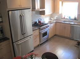 kitchenaid cabinet depth refrigerator counter depth fridge with pro handles to match wolf range