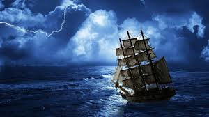 1366x768 hd wallpapers wallpaper above is ghost ship row sea