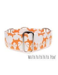 Spindrift Comfort Collar Biothane Dog Collar Snow White 1