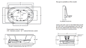 Bathtub Sizes Standard Standard Tub Sizes Stun Jacuzzis Jacuzzi Options Hottub Pro