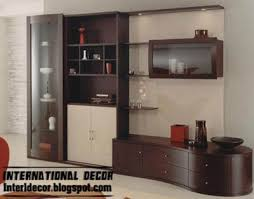 Modern Tv Wall Modern Tv Wall Unit Design With Shelves And Cabinets Tv Wall